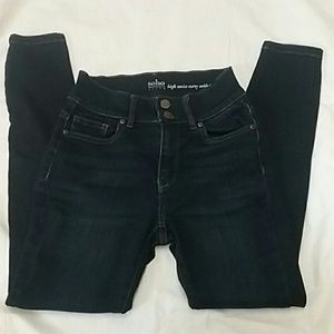 New York & Co Soho Jeans EUC